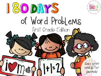 180 Days of Word Problems