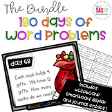 180 Days of Word Problems The Bundle!