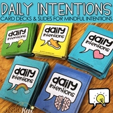 180 Mindful Daily Intentions: Set Daily Intentions for Min