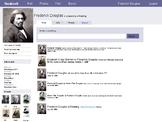 1800's Reformer's Social Media Project-Facebook Template