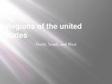 1800s US Regions Powerpoint