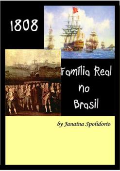 1808 - Família Real no Brasil
