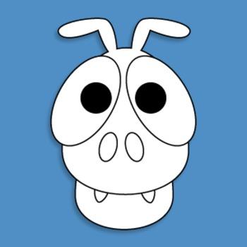 image regarding Printable Animal Masks titled 259 Printable Animal Masks Instructors Bumper Offer Assortment!