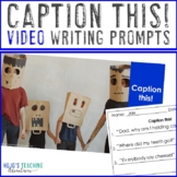 183 Video Daily Writing Prompts - Engaging, NO PREP, and Fun!
