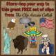 1841 American Flag Clip Art
