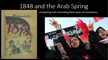 1848 and the Arab Spring