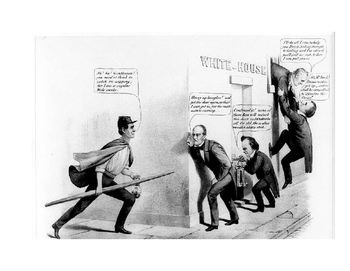 1860 Presidential Election- the cuase of the Civil War? Lesson plan