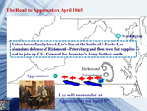 1865-Surrender at Appomattox