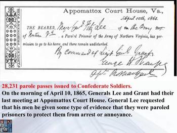 1865-Surrender at Appomattox