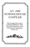 1880 Schoolhouse Sampler