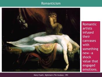18th-19th Century Art History Lesson - Rococo/Neoclassical/Romanticism/Realism