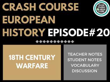 18th Century Warfare: Crash Course European History #20