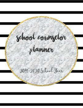 19-20 School Counselor Planner