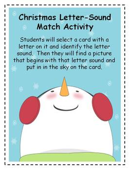19 Christmas Literacy Activities - CCSS aligned