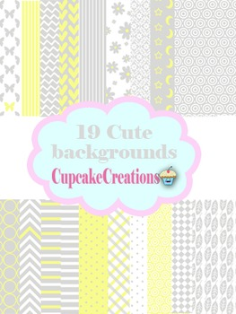 19 Cute Backgrounds