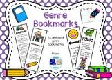 28 Genre Bookmarks