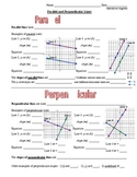 19) Guided Notes: Parallel and Perpendicular Lines (to acc