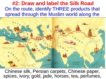 UNIT 3 LESSON 6. Islamic Patterns of Trade POWERPOINT