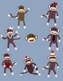 19 Monkey Clip Art