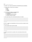19 - Nonfiction Study of Informational Text Outside Online