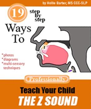 19 Ways to Teach the Z Sound