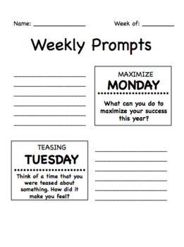 190 Daily Prompts