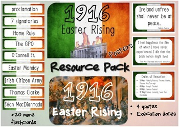 1916 Easter Rising Resource Pack