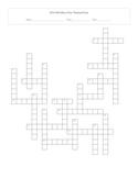 1918-1944 Pulitzer Winning Fiction Crossword with Key