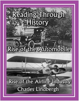 1920s: Automobiles, Airplanes, and Charles Lindbergh