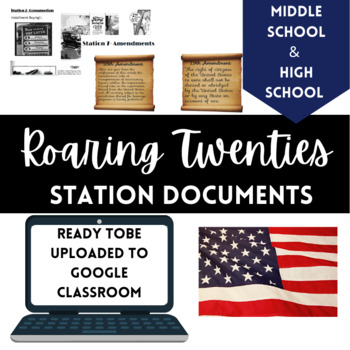 1920 Stations Documents