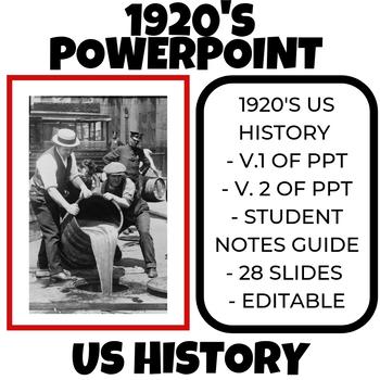 1920's PPT