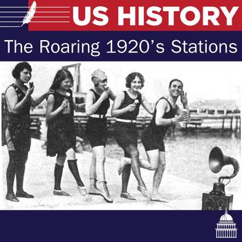 The 1920's -5 Stations Lesson