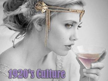 1920s American Culture