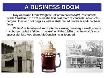 1920s - Business Boom