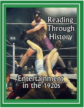 1920s Entertainment: The Jazz Singer, Babe Ruth, Jack Dempsey, and Bobby Jones