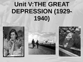 1920s-Great Depression-New Deal Bundle