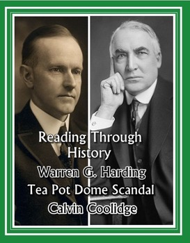 1920s: Harding, Harding's Scandals, and Coolidge
