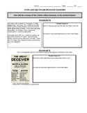 1920s Jazz Age Document-Based Questions and Open-Ended Res