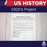 1920's Magazine Project | US History