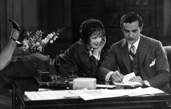 """1920s New Woman Resources: Analyzing the film """"It"""""""