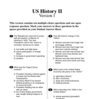 1920s Presentation/Notes/Quiz Package