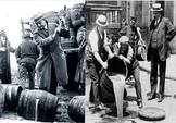 1920s Prohibition and the Flapper Movement