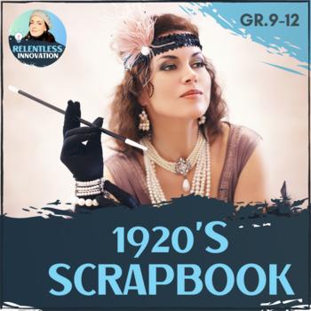 1920's Scrapbook Assignment