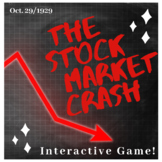 1920s Stock Market Game: Ready to Strike it Rich?