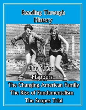 1920s: The Scopes Trial, Flappers, and Fundamentalism