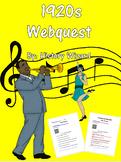1920s Webquest (Roaring Twenties)