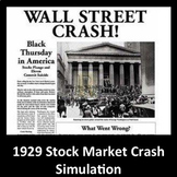 1929 Stock Market Crash Simulation