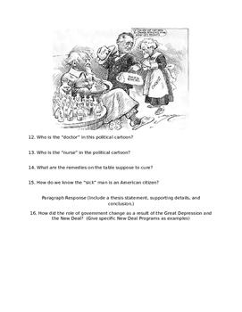 1930's Quiz