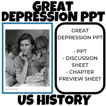 Great Depression PPT
