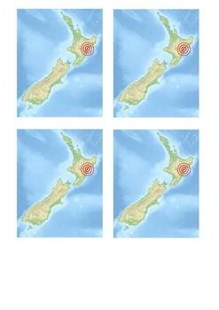 1931 Hawke's Bay earthquake Handout
